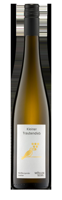 Kleiner Traubendieb - Weissburgunder